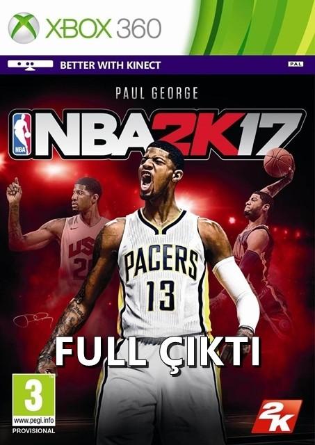 NBA 2K17 Xbox 360 Oyun İndir [MEGA] [Region Free-Complex] [FULL-ISO-ÇIKTI]