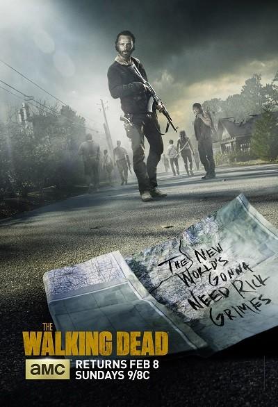 The Walking Dead 7.Sezon 720p 1080p HDTV  Tüm Bölümler Güncel – indir