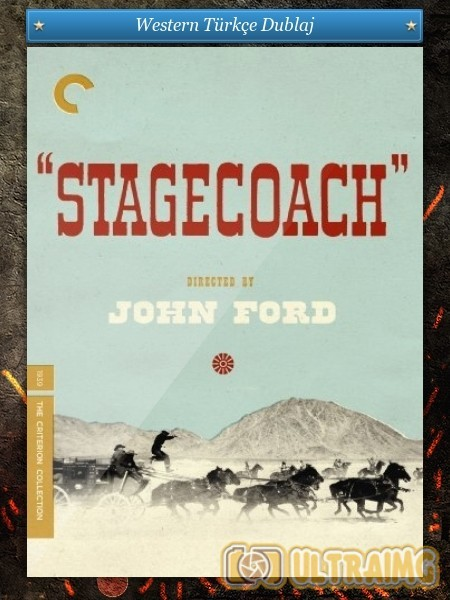 Stagecoach - Cehennemden Dönüş (1939) BRRip Türkçe indir