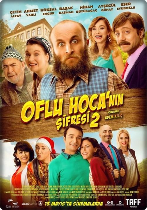 Oflu Hoca'nın Şifresi 2 2016 (Yerli Film) 576p DVDRip DD5.1 AC3