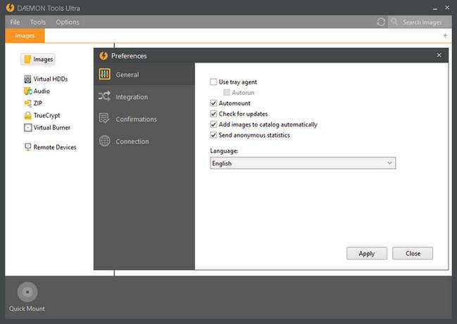 DAEMON Tools Ultra 4.1.0.0492