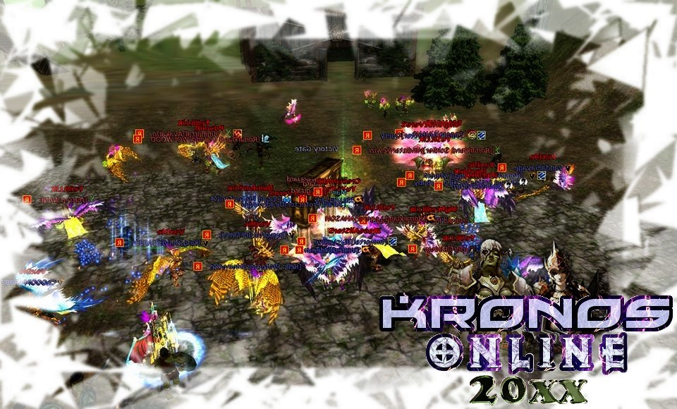 20xx Myko #Kronos ONLINE #T�RK�YEDE �LK ! �d�ll� Beta �le Kaliteyi G�rmeye Hazirmisiniz?