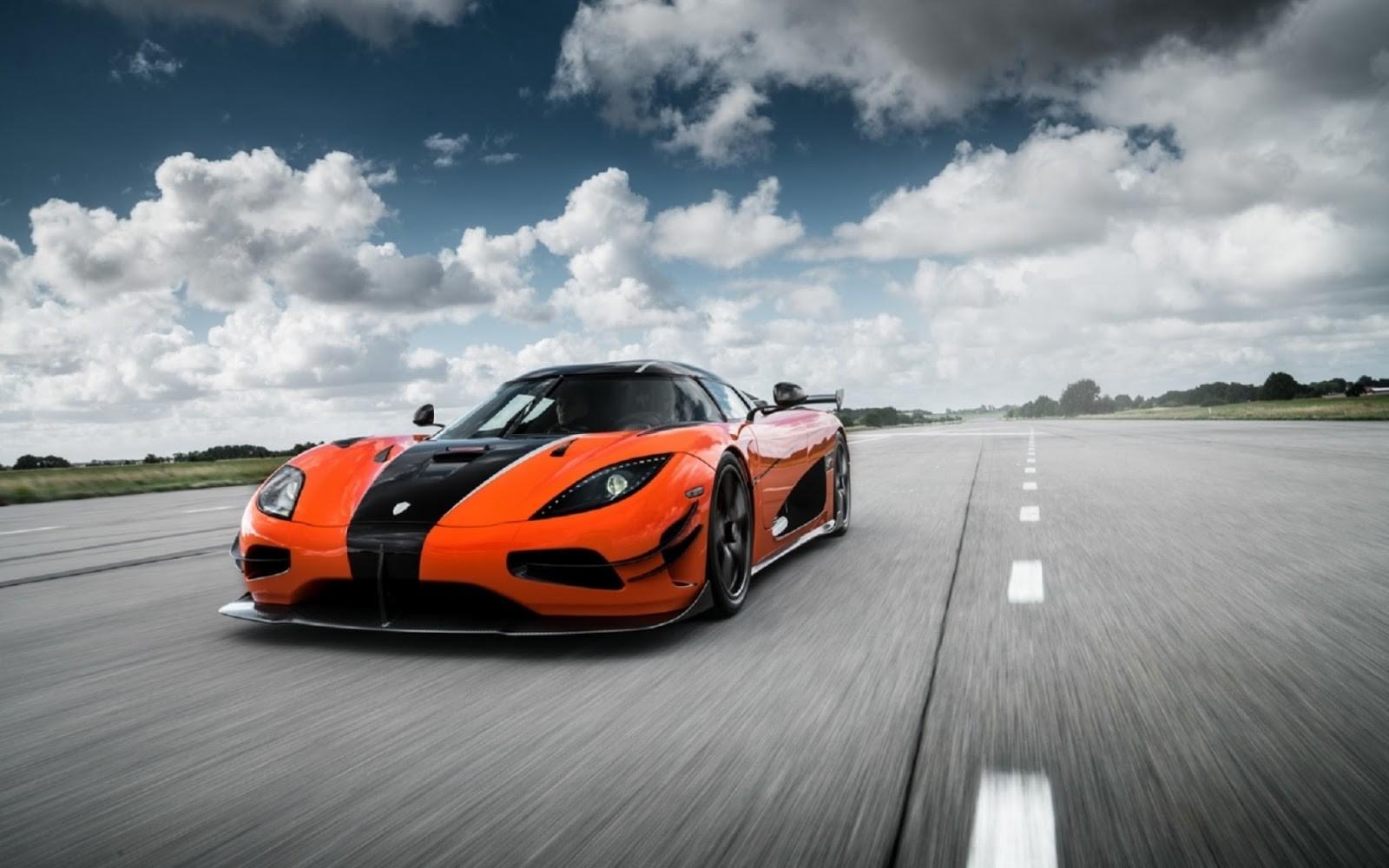 dünyanın en hızlı 10 arabası birincisi