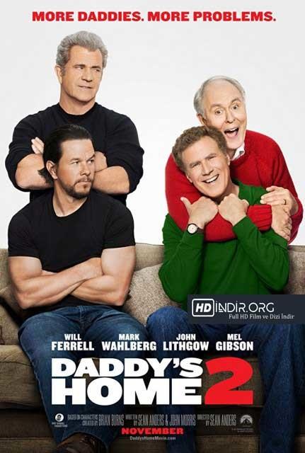 Babalar Savaşıyor 2 - Daddy's Home İndir İzle (2017) Tek Link HD