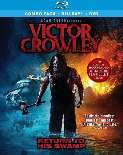 Victor Crowley 2017 (BluRay HD) Türkçe Altyazı indir
