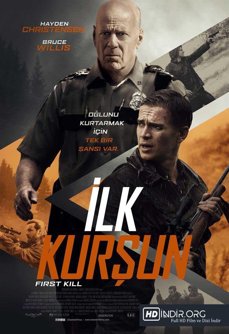 İlk Kurşun - First Kill (2017) Türkçe Dublaj HD Film indir