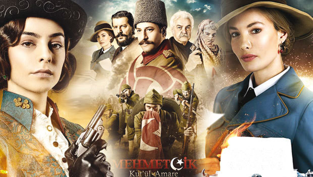 Mehmetçik Kut'ül-Amare 1.Sezon 4.Bölüm izle