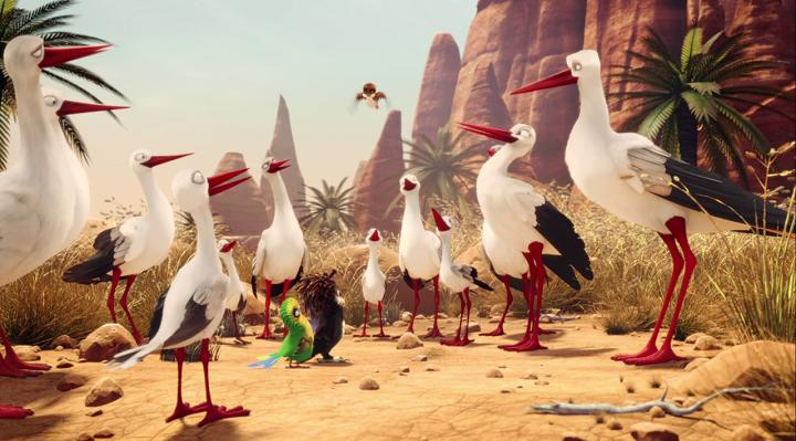 Bak Şu Leyleğe filmini Dublaj indir Ekran Görüntüsü 2