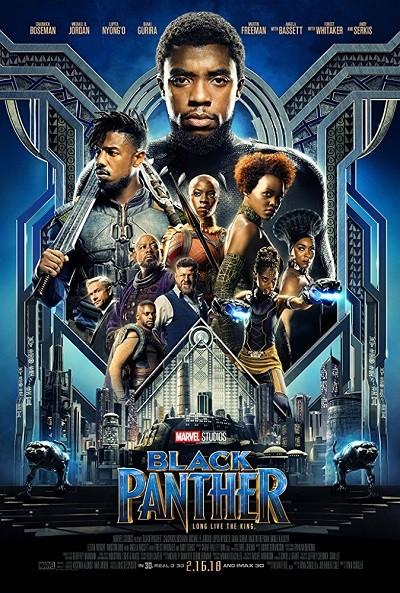 Kara Panter - Black Panther 2018 Türkçe Dublaj