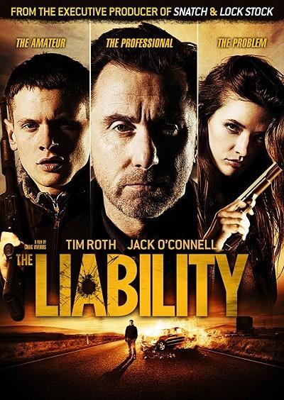 Yükümlülük – The Liability 2012 (BRRip XviD) Türkçe Dublaj