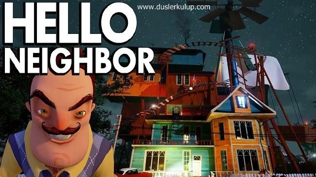 Hello Neighbor 5 Korku Oyununu Son Sürüm İndir