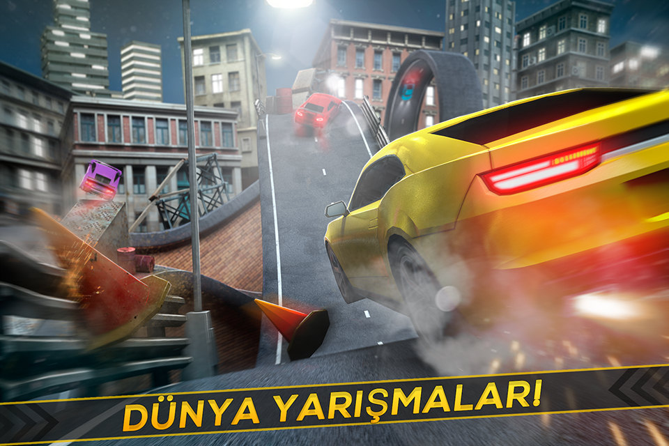 Rumble Racing - Car Hill Climb Android Oyun