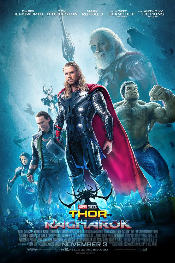 Thor Ragnarok - Türkçe Dublaj Dual TR-ENG 1080p - 720p - m1080p - m720 - Divx