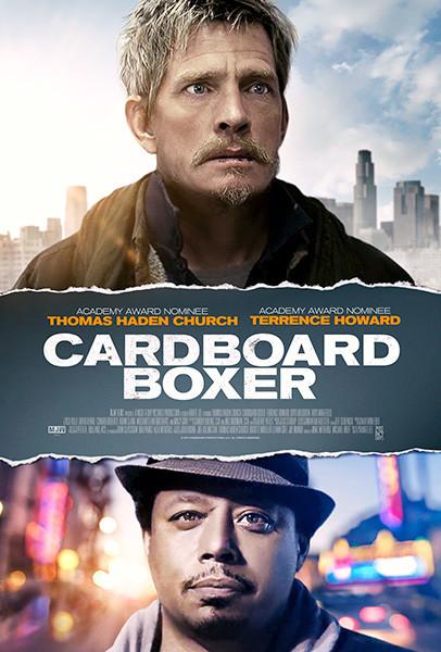 Karton Boksör – Cardboard Boxer 2016 (BRRip – m1080p) Türkçe Dublaj indir