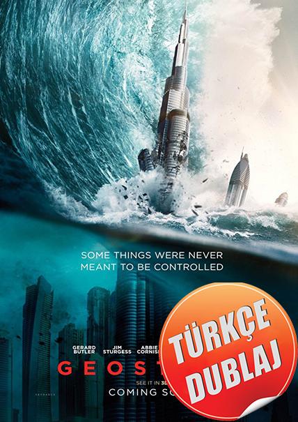 Geostorm - Uzaydan Gelen Fırtına 2017 (BRRip) Türkçe Dublaj Film İndir