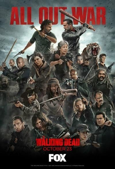 The Walking Dead - Yürüyen Ölüler 8.Sezon 13-14.Bölüm (HDTV x264) Tüm Bölümler indir