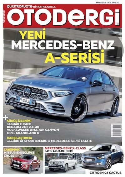 Oto Dergi Mayıs 2018