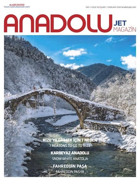 AnadoluJet Şubat 2018
