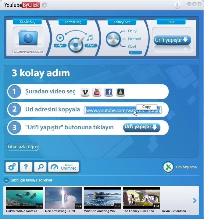 YouTube By Click 2.2.82 Premium Türkçe | Katılımsız