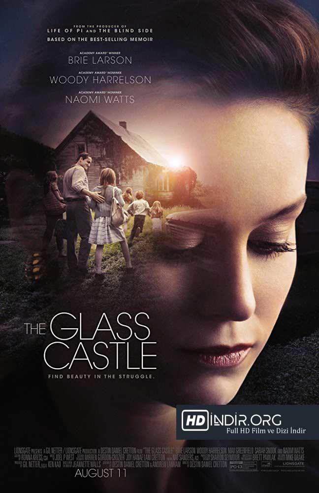 Camdan Kale - The Glass Castle (2017) Türkçe Dublaj Full HD İndir