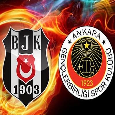 Süper Lig 2017-2018 HDTV 1080p (Beşiktaş - Gençlerbirliği) - okaann27