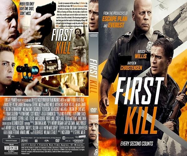 İlk Kurşun – First Kill 2017 (DvD-5) DuaL TR-ENG - HDT