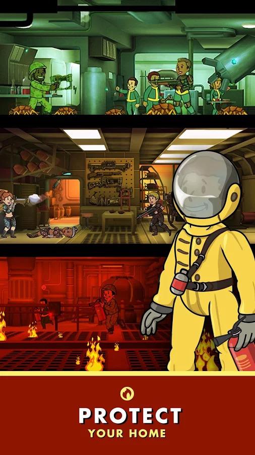 Fallout Shelter Apk İndir