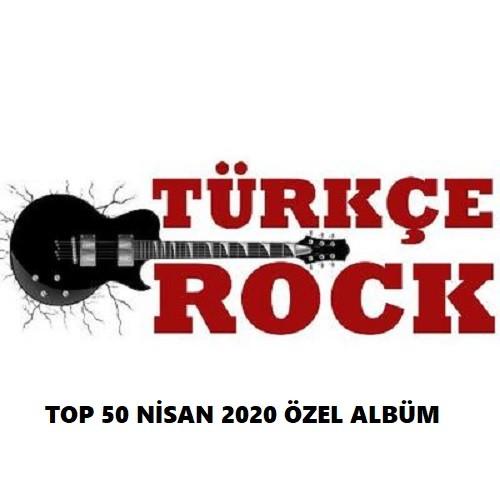 Türkçe Rock Müzik Top 50 Nisan 2020 Albüm İndir