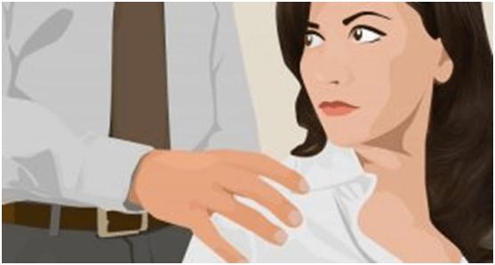 iş hayatında kadın tacizleri