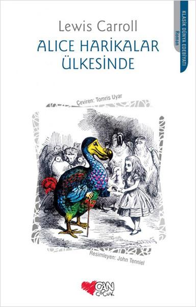 Lewis Carroll Alice Harikalar Diyarında Pdf