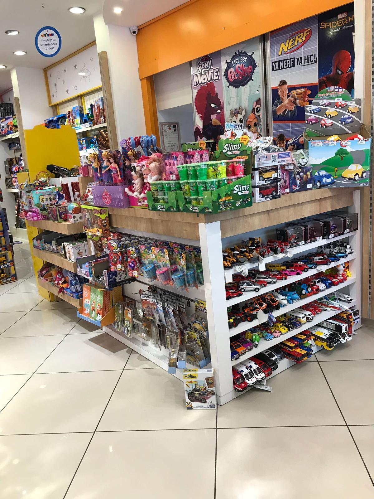 İzmir'de Oyuncak Toystop'dan Alınır !