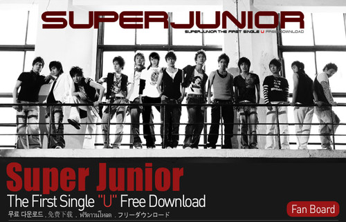Super Junior U Photoshoot OVJ0Dm