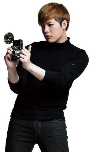 Super Junior A-CHA Photoshoot OVJ7JR