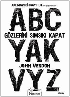 John Verdon Gözlerini Sımsıkı Kapat Pdf