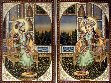Hindistanda Türk izləri