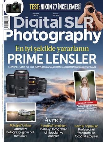 Digital SLR Photography Ekim 2018