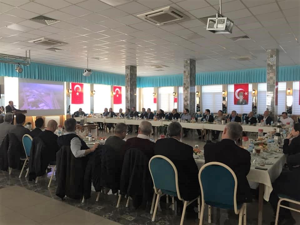 Söke OSB 2.katılımcılar toplantısı