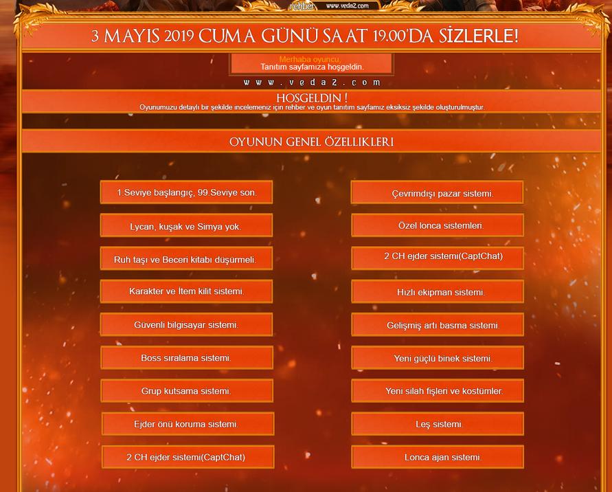 Veda2 – Zor Emek Server