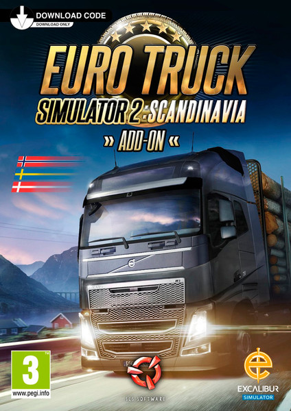 euro truck 2 full indir