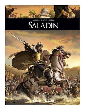 Saladin Selahaddin Eyyübi Çizgiroman İndir