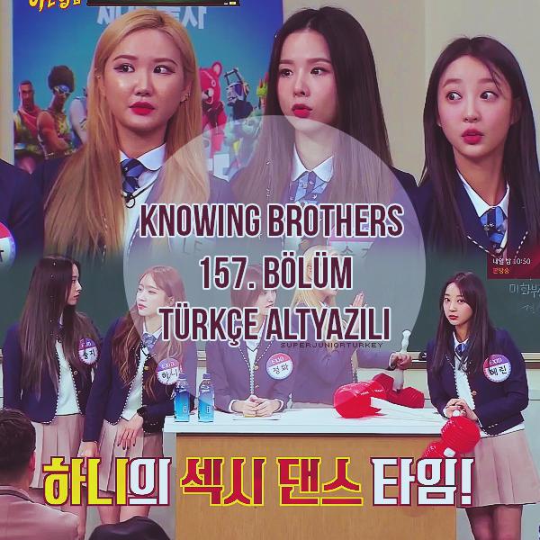 Knowing Brothers 157. Bölüm (EXID) [Türkçe Altyazılı] OXr2Jm