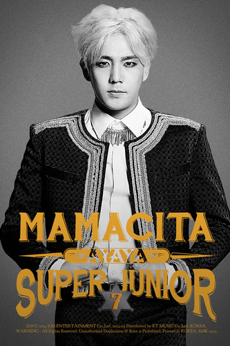 Super Junior - MAMACITA Photoshoot OXzp2X