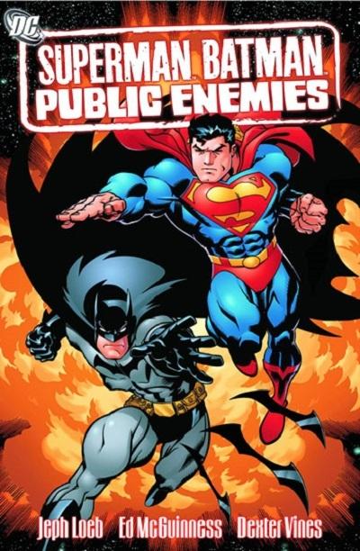Superman ve Batman: Halk Düşmanları 2009  m720p BRRip x264  Türkçe Dublaj - Tek Link