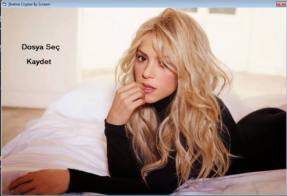 Shakira Crypter Full Fud (35-0)