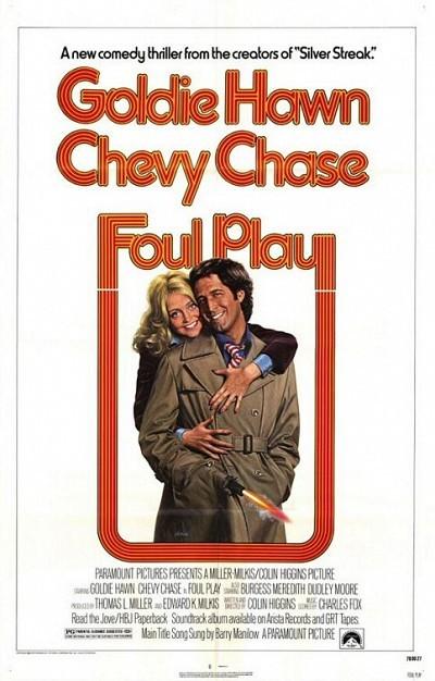 Tehlikeli Oyun & Foul Play (1978) DVDRip XviD Türkçe Dublaj