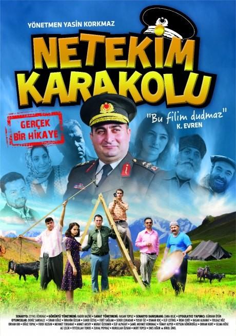 Netekim Karakolu 2015 HDTVRip XviD  Yerli Film  İndir