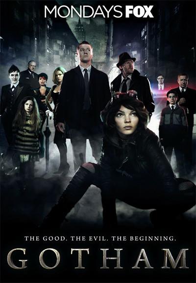 Gotham 1.Sezon Tüm Bölümler 720p HDTV Orjinal Dil – Tek Link