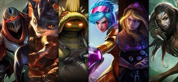 League of Legends Sampiyon ve Kostüm Indirimleri