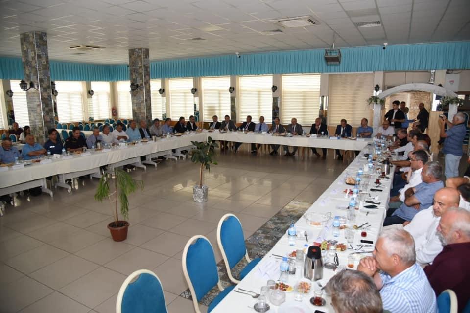 Söke OSB Katılımcı Toplantısı gerçekleştirilmiştir.