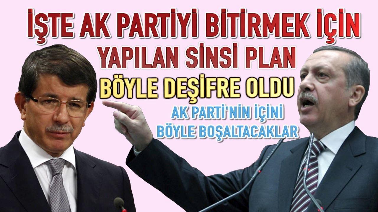 Eski Başbakan Ahmet Davutoğlu Ekibi Beni Gizli Toplantıya Çağırdı